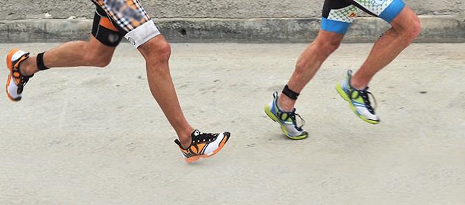 Trasa biegu Olimpijka
