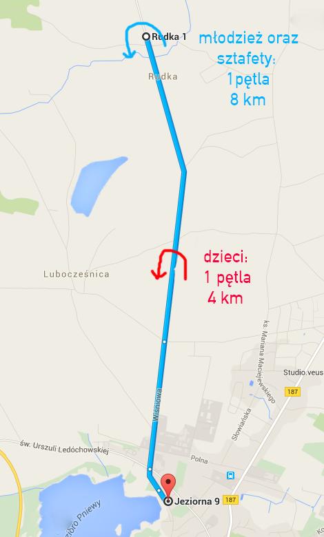 trasa rower_dzieci